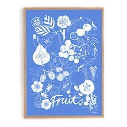 Lisa Grue plakat, Fruits